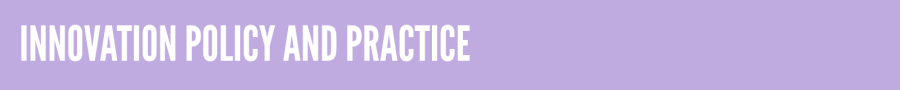 innovation policy and practice