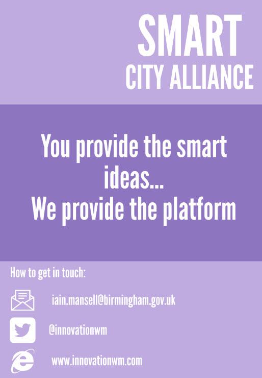 Smart City Alliance Campaign 1