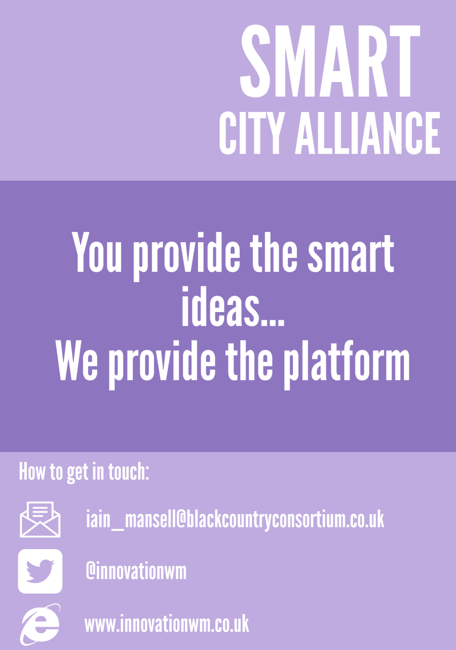 Smart City Alliance Campaign 1